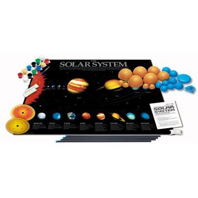 立體太陽系-3
