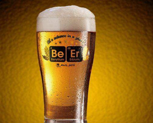 BeEr化學元素啤酒杯_2