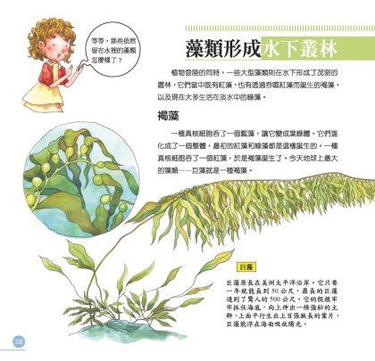 我的第一本植物演化圖鑑-從藻類演化到花的誕生_3